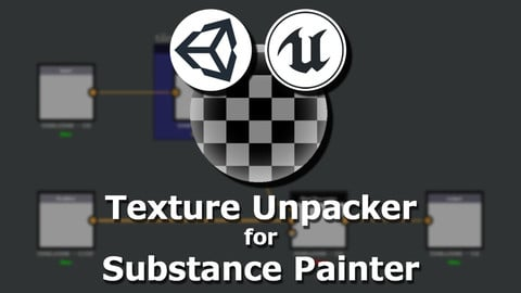 Texture Unpacker for Substance Painter