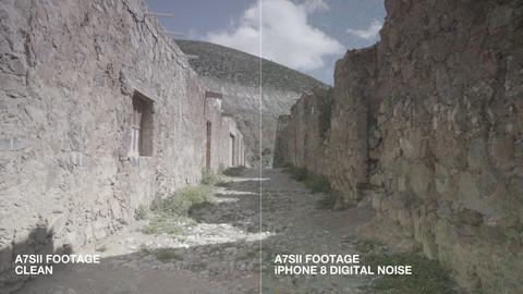 iPhone & iMac Digital Noise Pack