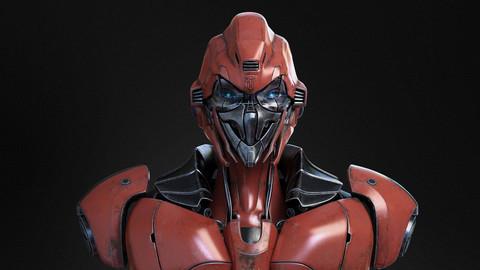 Transformer/Robot 3d model