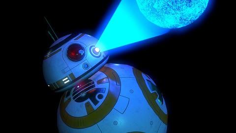 BB-8 Star Wars droid