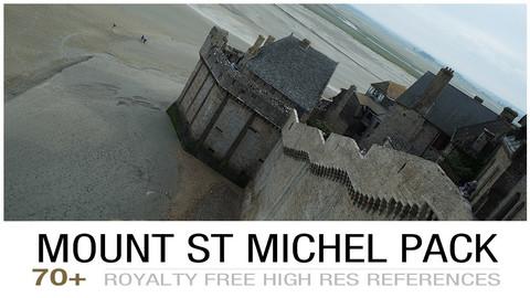 MOUNT ST MICHEL PACK
