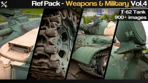 Ref Pack - Weapons & Military Vol.4
