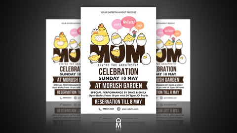 Mother's Day Flyer / Poster
