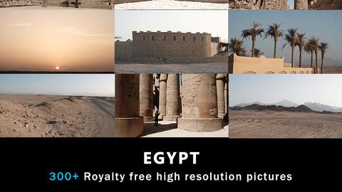 Egypt photopack