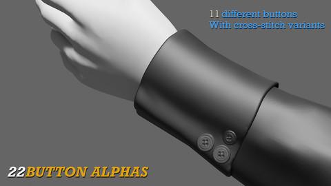 Button Alphas