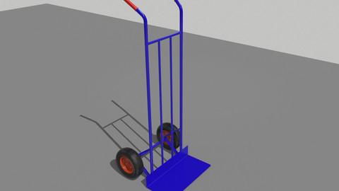 Industrial Hand Trolley 3