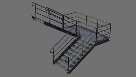 Stair 1B