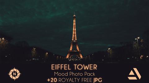 Free - Mood Photo Pack: Eiffel Tower