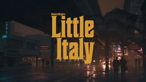 Little Italy - PSD