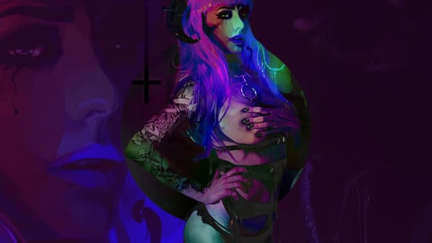 Neon Nymph