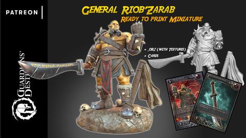 General Riob'Zarab