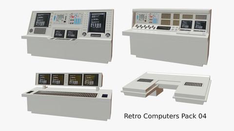 Retro Computers Pack 04