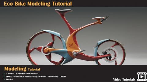 Eco Bike Video Tutorial Modeling