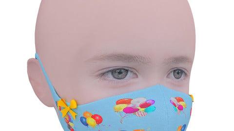 Medical mask for kids