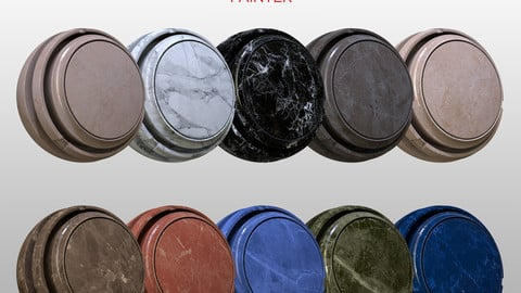 Smart Materials 03 - Marble Vol 03