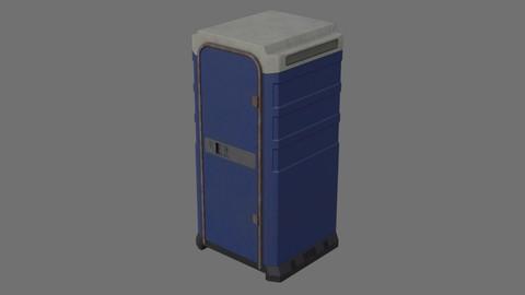 Portable Toilet 2B