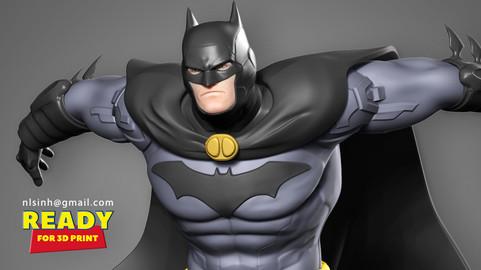 The Batman 2021 Fanart