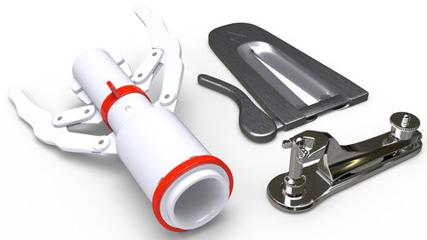 3D Circumcision clamps