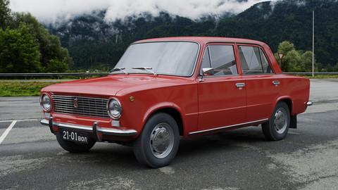 VAZ-2101 Zhiguli 1970