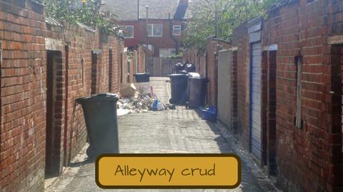 Alleyway Crud