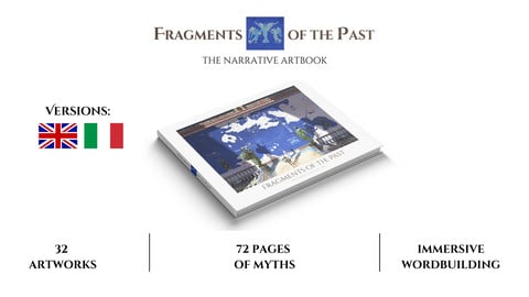 Fragments of the Past - the Narrative Artbook