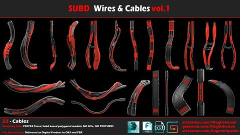 Subd Cables and Wires