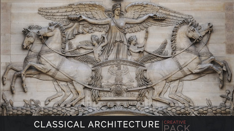 Classical Architecture CREATIVE PACK