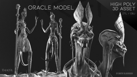 """the """"Oracle"""" model"""