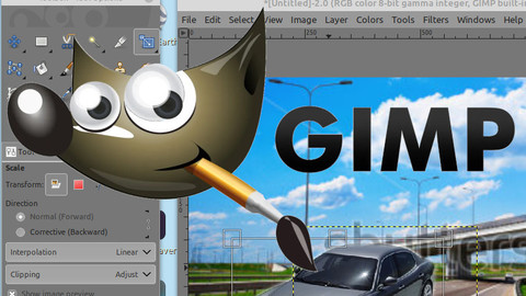 Gimp getting started with (collage how to)