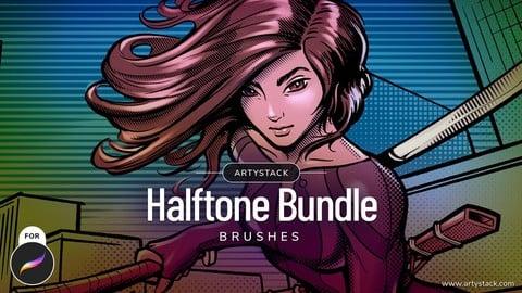Halftone – Procreate Brushes