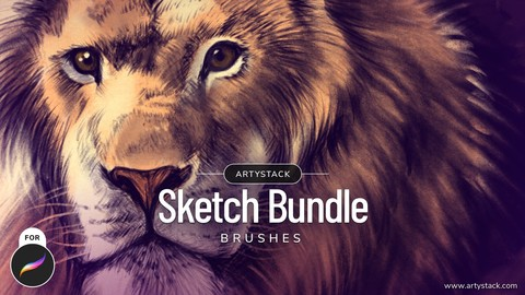 Sketch – Procreate Brushes