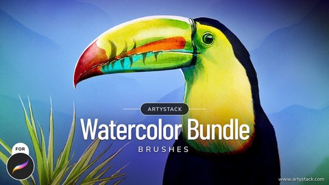 Watercolor – Procreate Brushes