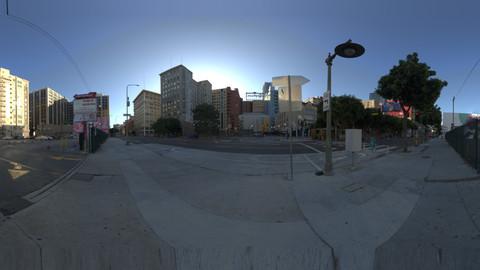 Downtown LA HDRI 20K