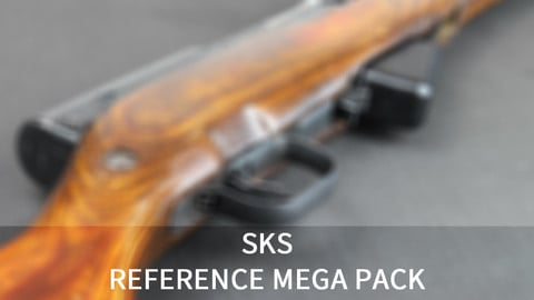 [170+] SKS Rifle References Pack