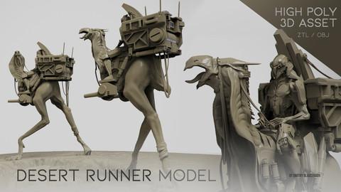 """""""Desert Runner"""" model"""
