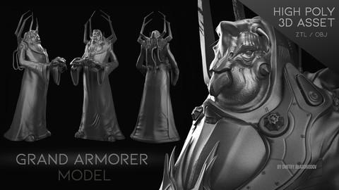 """""""Grand Armorer"""" model"""