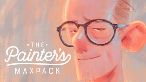The Painter's MaxPack - Brushes for Procreate - Brush Pack