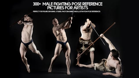 300+ Male Fighting Pose Reference Pictures