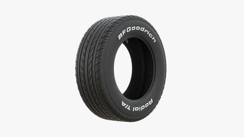 BFGoodrich Wheel