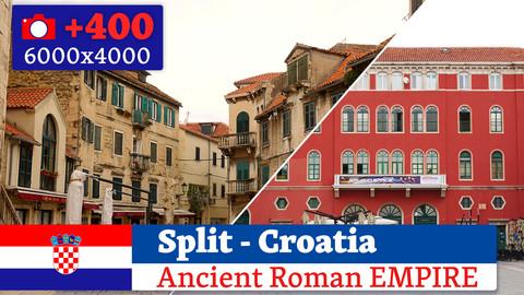 Croatia, Split, Ancient Roman EMpire & Games of Thrones (location shoot)