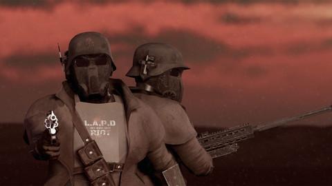Desert Ranger Armor