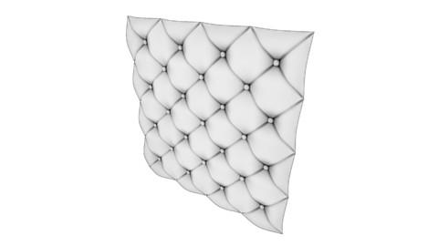 3D Capitone Model