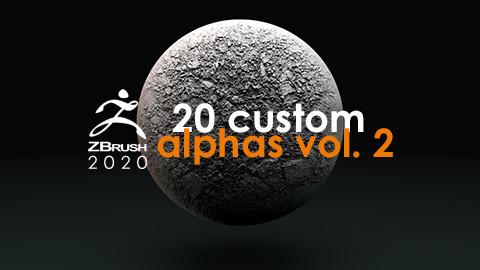 20 Custom Alphas vol. 2