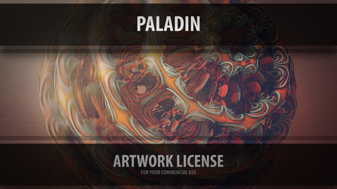 Paladin - Artwork License