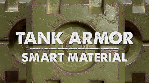 TANK ARMOR WW2 STYLE [smart material]