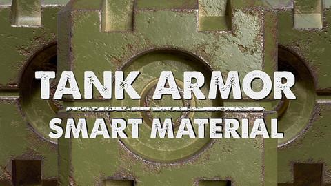 TANK ARMOR WW2 STYLE [smart material]