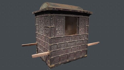 Photoscan_OBJ_0035_only HighPoly Mesh (16K Texture)