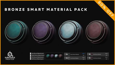 Bronze Smart Material Pack