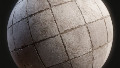 Concrete Tiles Substance
