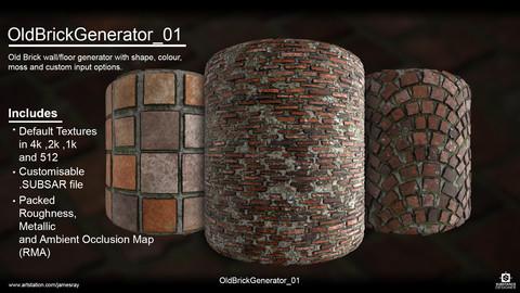 OldBrick Generator 01